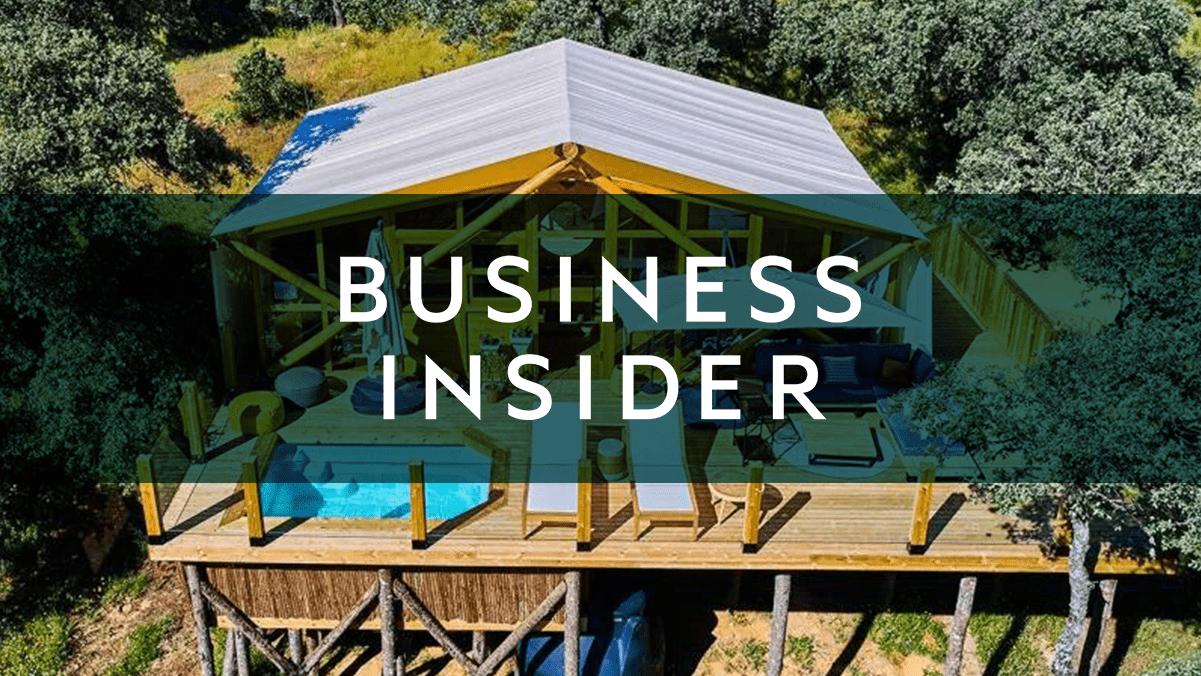 Business Insider – El turismo local y los alojamientos singulares ganan fuerza entre parejas, familias y viajeros con cuenta en Instagram que comparten sus experiencias