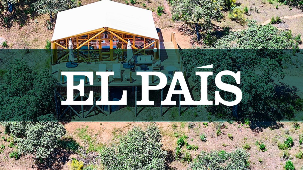 El País – 'Glamping', cabañas 'cool' y hoteles burbuja: otras formas de dormir al aire libre